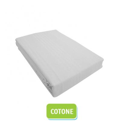 Coprimaterasso impermeabile traspirante 100% cotone alta qualità