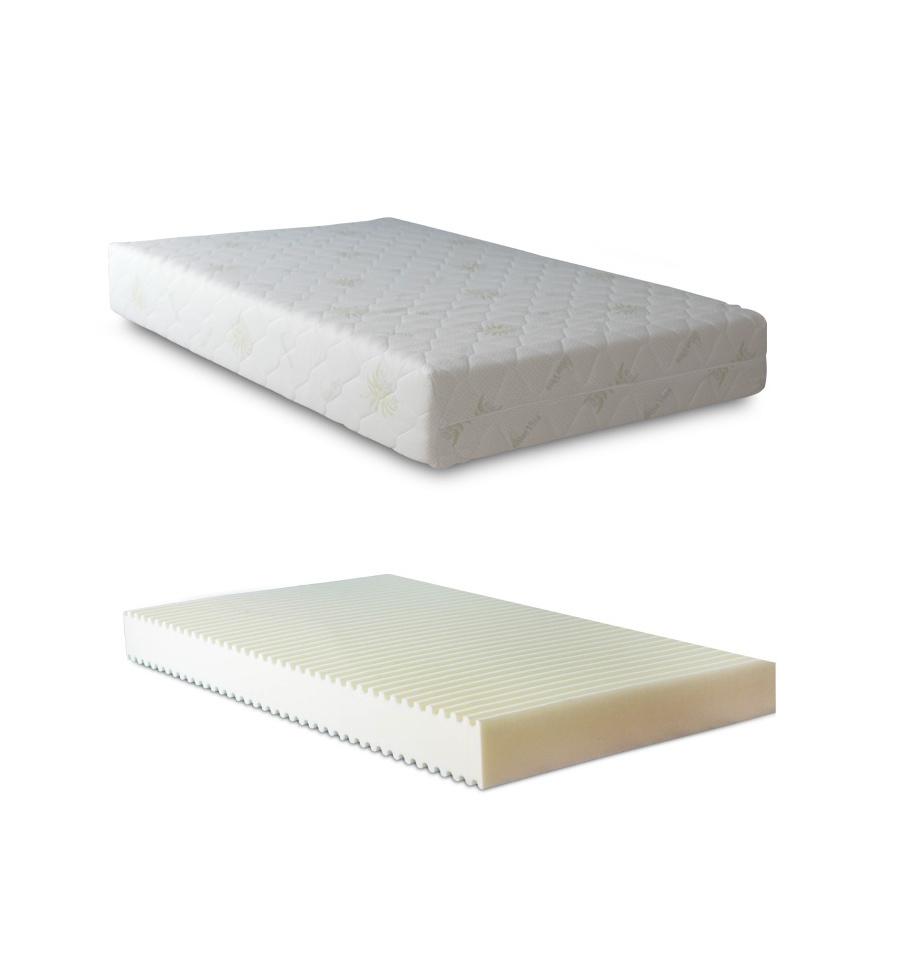 Come Pulire Materasso Memory materasso water foam alto 25 cm, massaggiante - irene plus