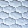 Materasso in lattice di alta qualità, alto 20 cm, anti-acaro, ortopedico - mod. Pirra