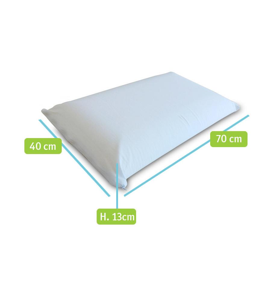 Guanciale Memory Foam Prezzo.Cuscini Memory Modello Classic 40x70 Cm In Offerta