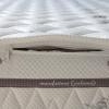 Materasso dual comfort waterlily e memory foam alta qualità - modello ROMA Lurex