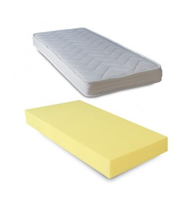 Il Miglior Materasso In Memory Foam.Materasso Ortopedico Al Miglior Prezzo Con Memory Foam E Aloe Vera