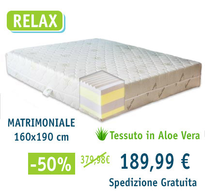 Vendita materassi, reti e cuscini on line - manifattura italiana ...