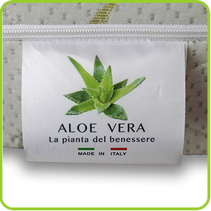 materasso-waterfoam-aloe-vera